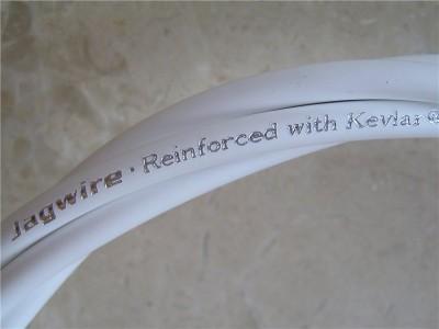 Рубашка тормозная Jagwire Kevlar Reinforced белая